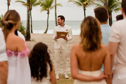 Отвергнутый женихом мужчина вышел замуж засебя