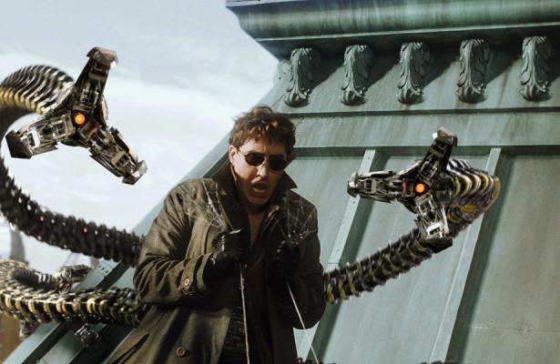 Альфред Молина вернется кроли Доктора Осьминога втретьей части «Человека-паука»