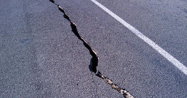 Землетрясение магнитудой 5,9произошло вКалифорнии