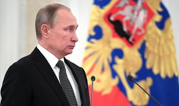 Путин наградил погибших ираненных вСирии военных