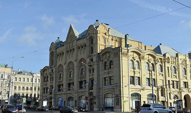 Политехнический музей вМоскве