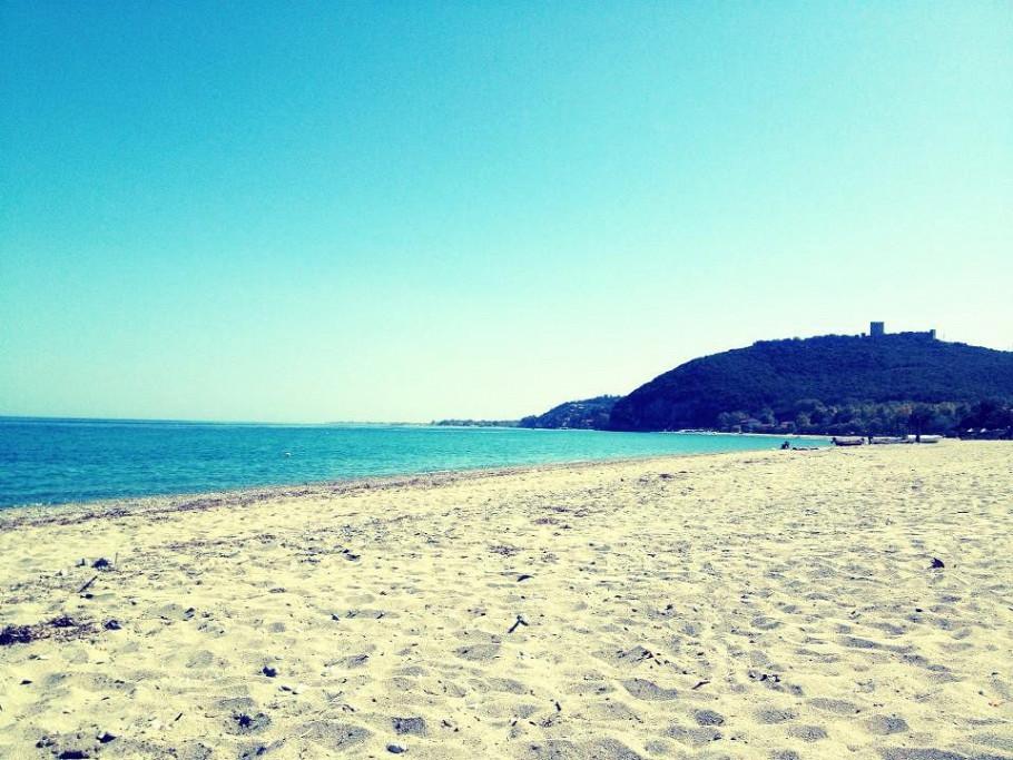 Дом у моря остров Платамонас