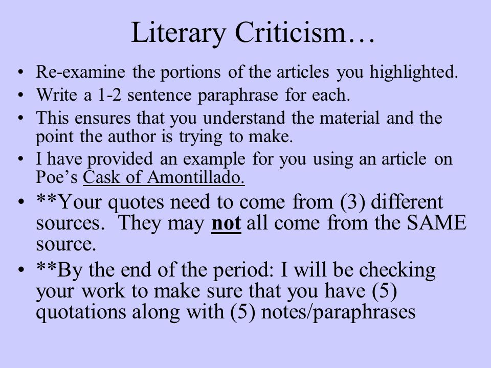 Write my the cask of amontillado research paper