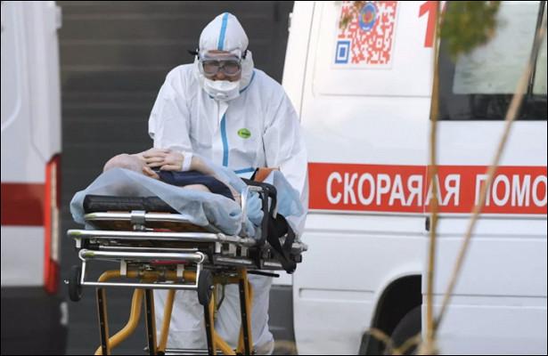 Засутки вРоссии умерли 364пациента скоронавирусом