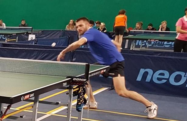 Насеверо-востоке Москвы провели теннисный турнир