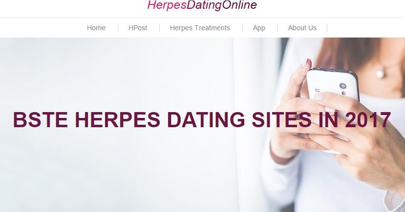 Best online dating herpes