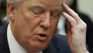 Трамп оказался всмятении иодиночестве перед уходом споста