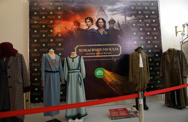 НТВоткрыл выставку висторическом музее
