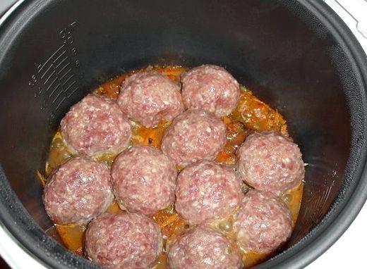 Что приготовить на ужин из фарша в мультиварке быстро и вкусно рецепты