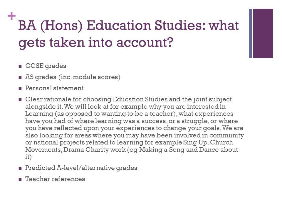 Sample Graduate Application Essay - Before - EssayEdge