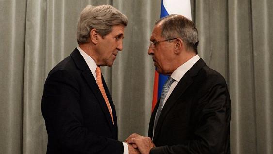 Сергей Лавров иДжон Керри проведут переговоры поСирии 15октября