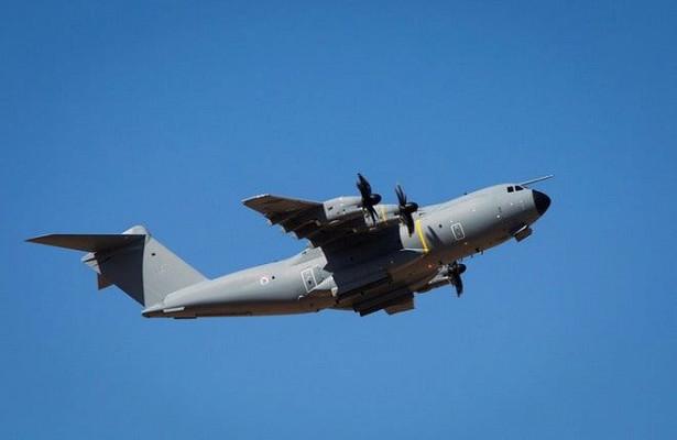 Airbus поставляет A400M MSN104 Вооруженным Силам Люксембурга