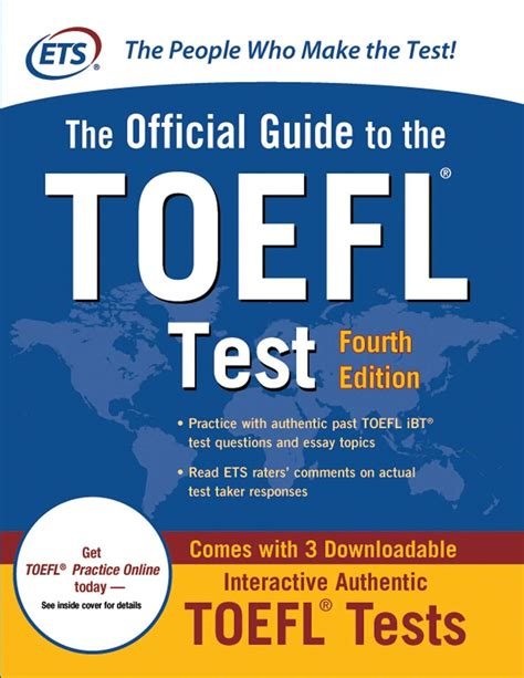 Download The Official Guide to the New TOEFL iBT
