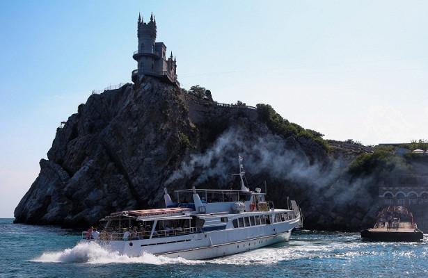 ВКрыму ответили напланы Киева заблокировать подачу воды наполуостров