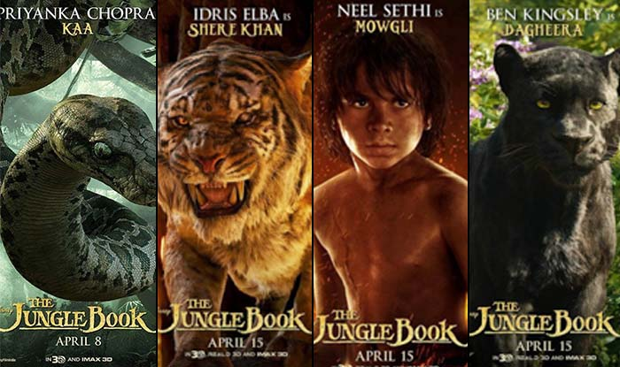 The Jungle Book (2016) Movie In Hindi Full HD 300MB