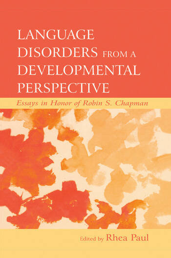 Essays on language development