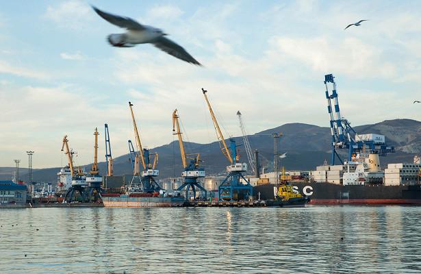 ВНовороссийске порт оштрафовали на44миллиона заущерб Чёрному морю