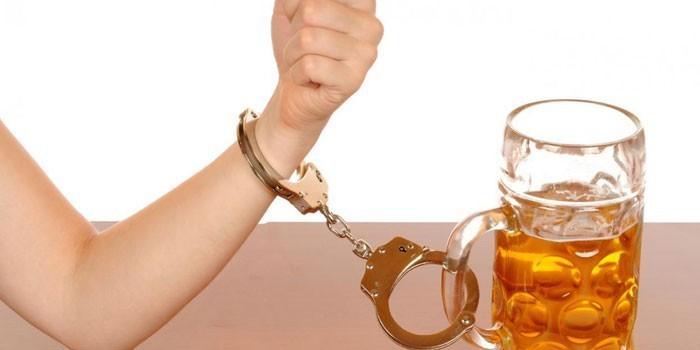 Как самостоятельно избавится от алкоголизма