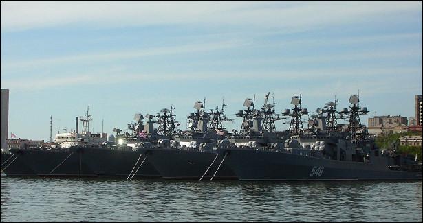 Американцы вспомнили оПерл-Харборе из-заманевров Тихоокеанского флота РФ