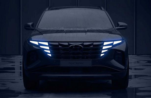 Опубликованы характеристики новых версий Hyundai Tucson