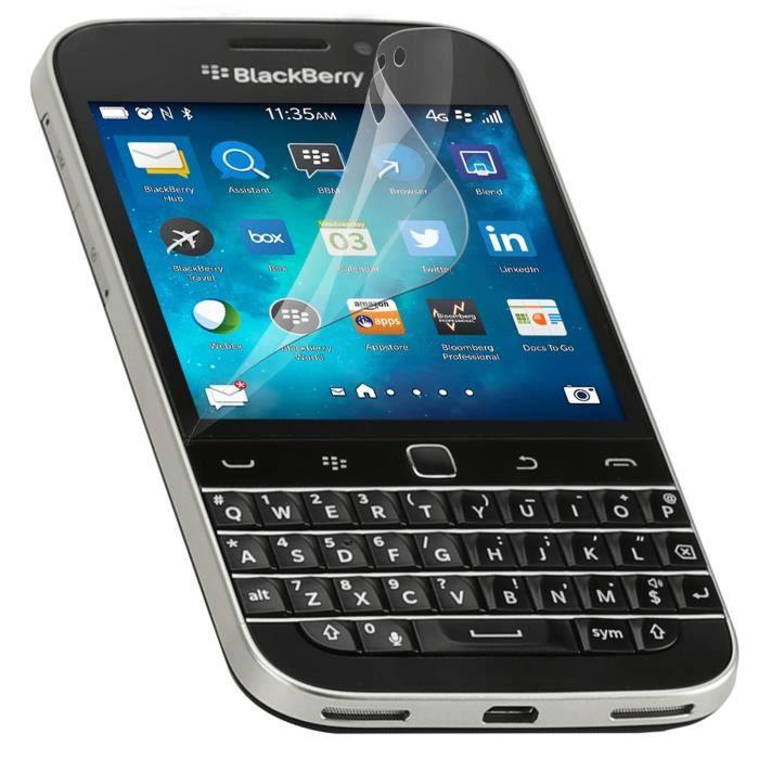 Instructions blackberry classic
