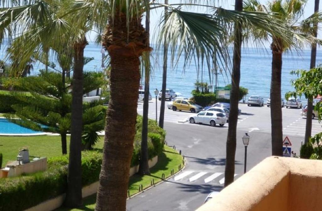 Квартира на пляже в испании