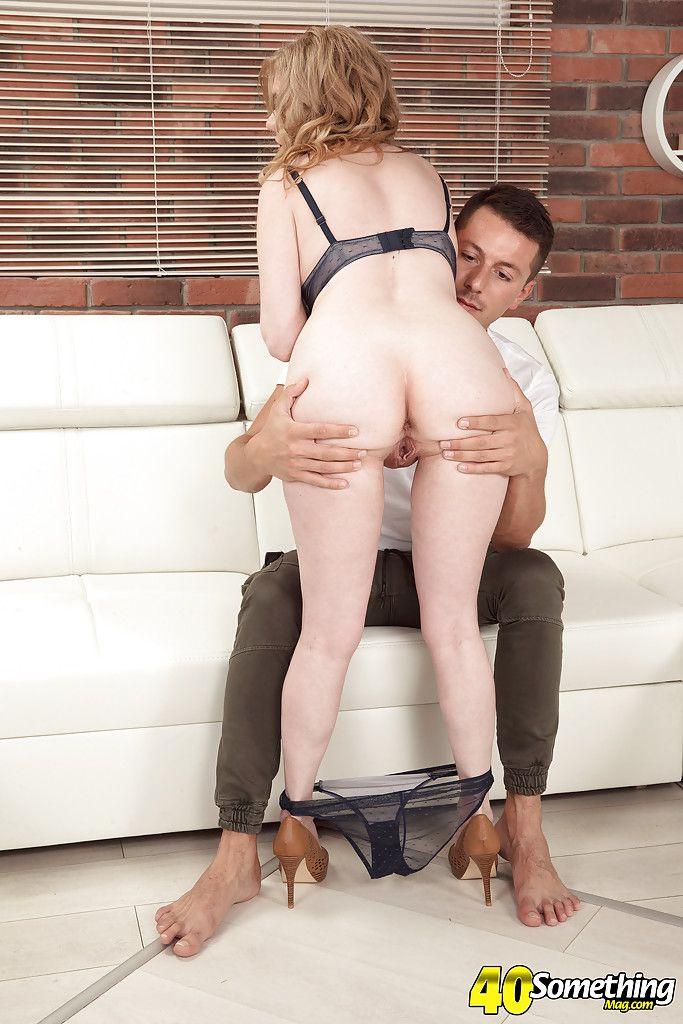 Pornstar licking cum compilation