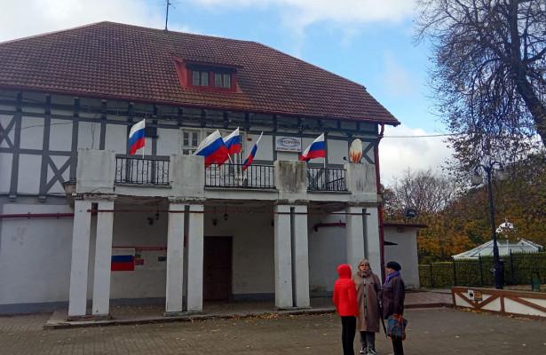 Наремонт дома культуры вЯнтарном нужно 180миллионов рублей