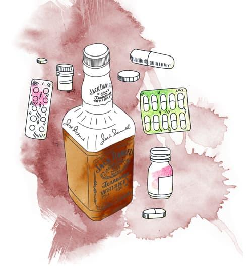 Какие таблетки можно выпить против алкоголизма
