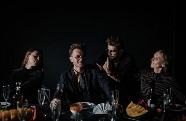 10.10Независимый театр «Скороход» ирестораны Italy представят спектакль «Иранская конференция»