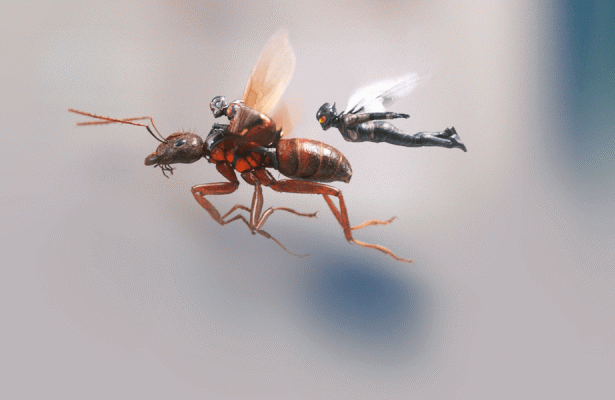 «Человек-муравей иОса» иеще5классных премьер недели