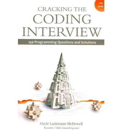 Laakmann McDowell — Cracking the Coding Interview…