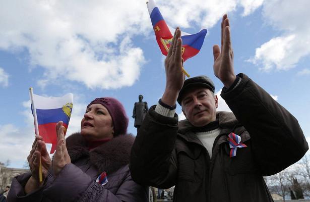«Выдолжны четко высказаться, чтоКрым украинский»