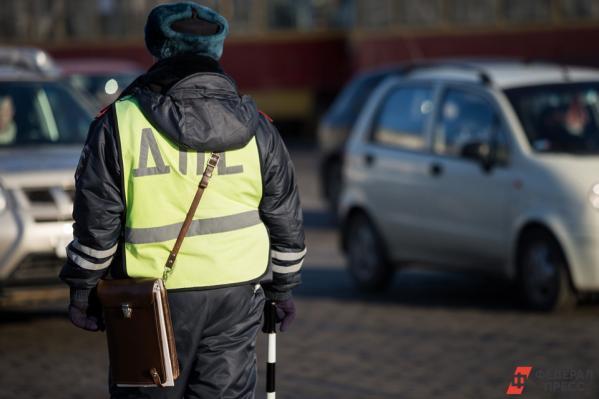 Московский таксист выиграл судпротив МВД