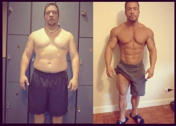 Как быстро похудеть не теряя мышечную массу