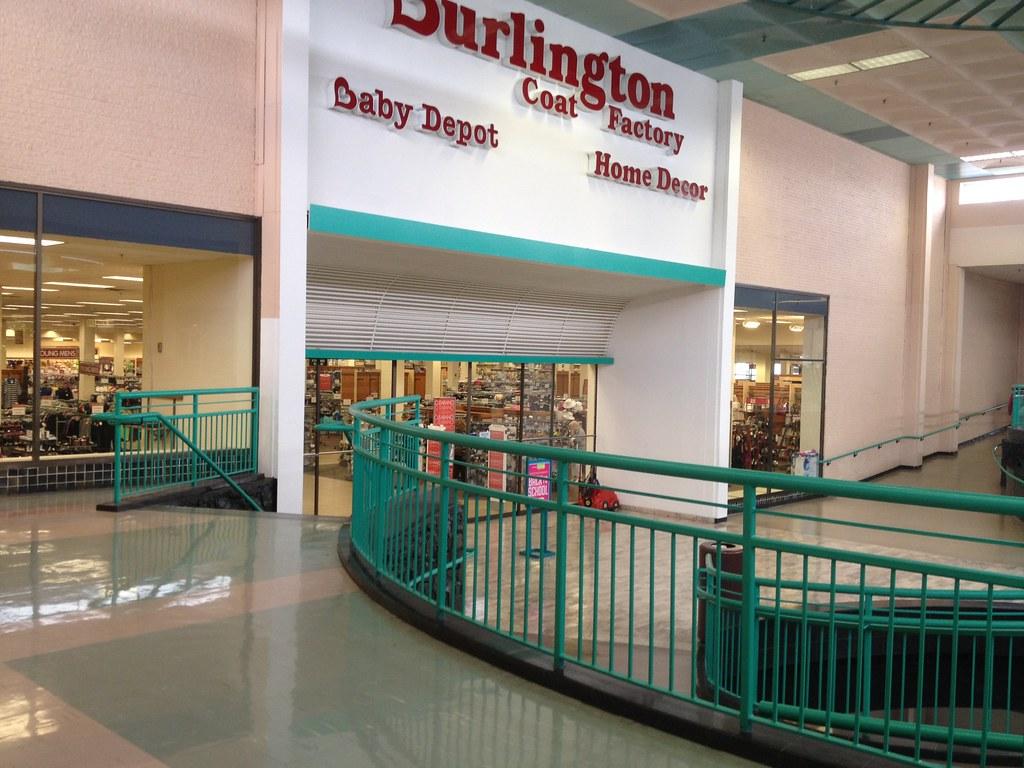 Burlington coat factory payday