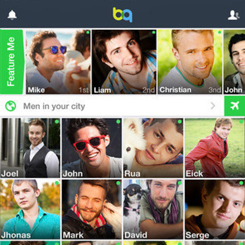 Most popular gay dating app in spain