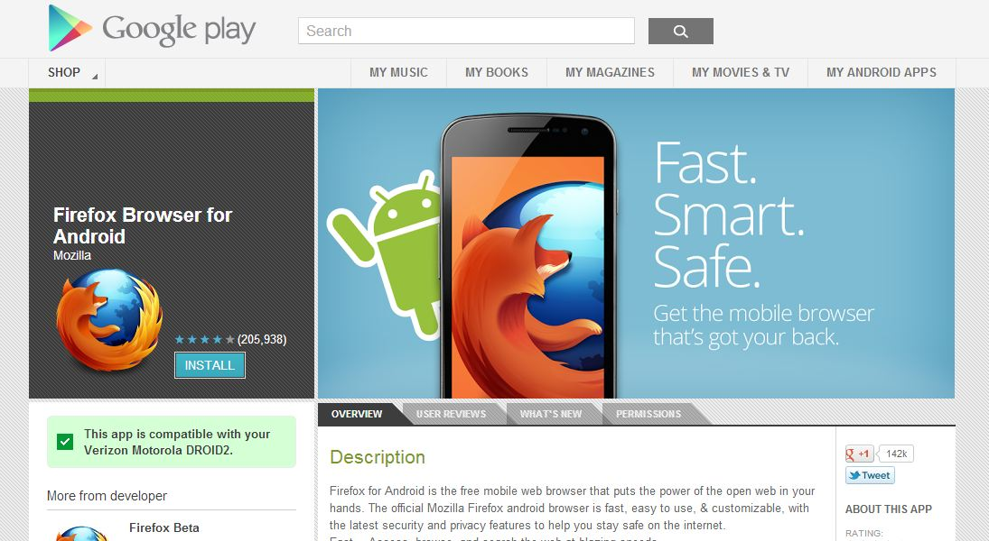 Google PLAY 9510-all 0 PR 192200278 per Android
