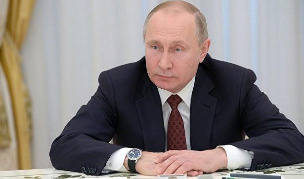 Путин рассказал обазовой основе развития экономики
