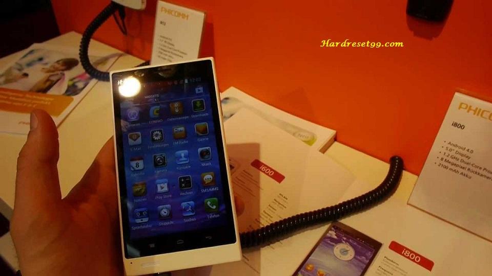 Phicomm i800 firmware download