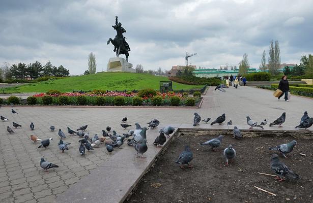 ВПриднестровье совмещают День народного единства и100-летие Октября