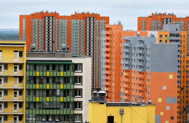 Новостройки Москвы «выросли» натриэтажа