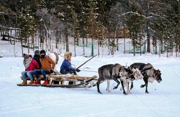 ВРоссии откроют «посольство» длятуров вАрктику
