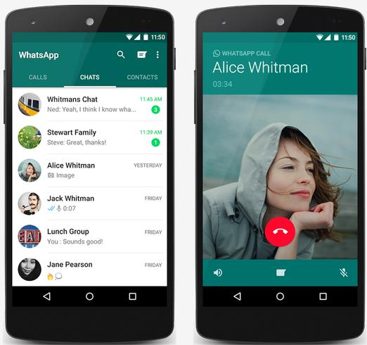 WhatsApp Messenger iPhone App - App Store Apps