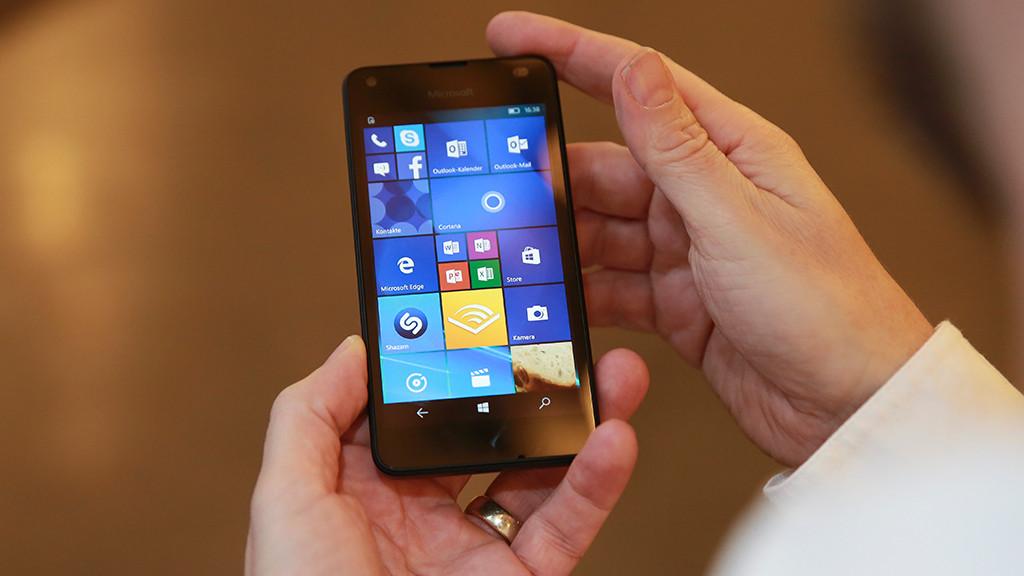 User manual microsoft lumia 550