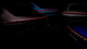 Porsche готовит новую версию Taycan