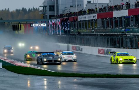 RECСlub: погода проверила напрочность участников этапа наMoscow Raceway