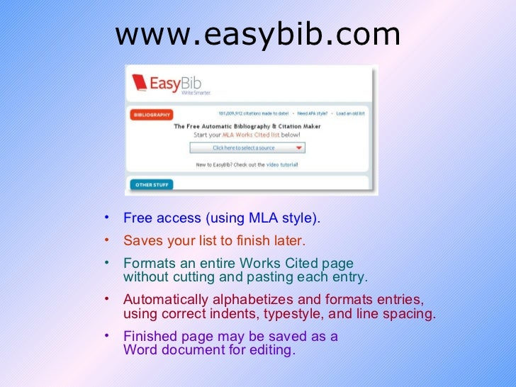 Best Free Online Bibliography And Citation Tools