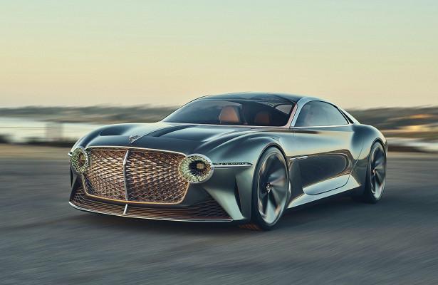 Audi заявила, чтовозьмет подконтроль Bentley иразработает электромобиль набазе Artemis