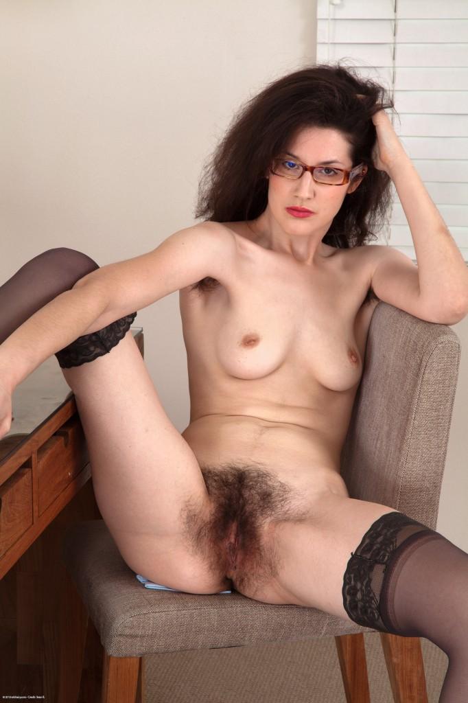 Hairy mexican girl vagina